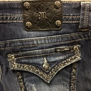 Miss Me Boot Jeans Size 32